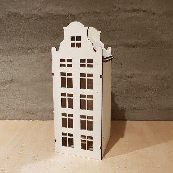 houten huisje zus