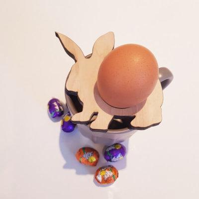 paashaas eierdopjes